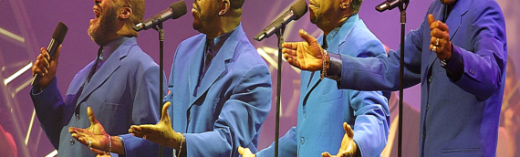 Harold Melvin and The Blue Notes – August 1st at the Jefferson Center