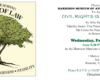 Lecture-Civil Rights is Human Rights